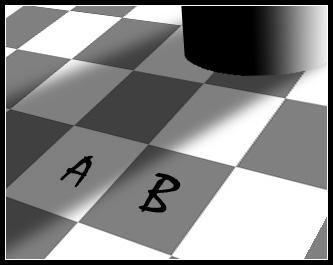 Trouvez la différence entre les cases A et B